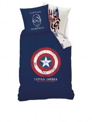 Housse de couette Captain America - 5219