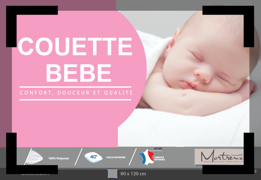 Couette bebe