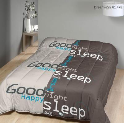 Couette Imprimée Légère 220x240 Good Sleep - 11173-3