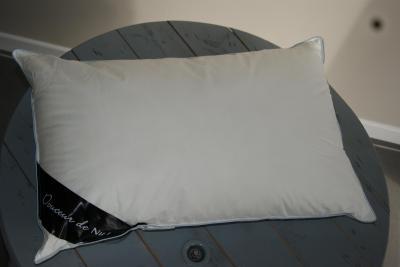 Oreiller blanc Coton percale Ferme - 3097
