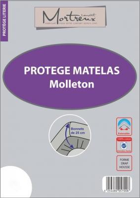 Protège Matelas Molleton 140X190 - 5701