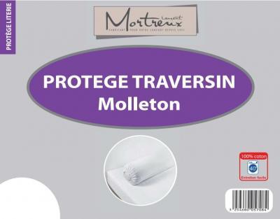 Protège Traversin Molleton 90 cm - 25