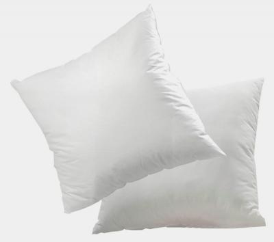 Lot de 2 Oreillers Blancs Coton 60x60 - 3814