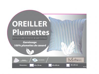 Oreiller Plumettes - 35391
