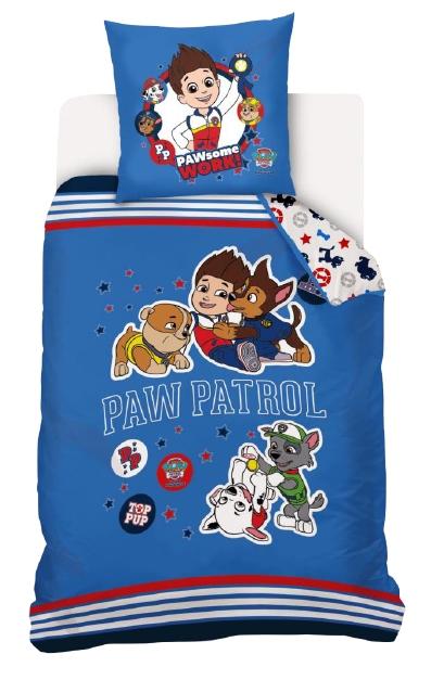 Paw patrouil bleu
