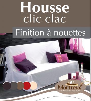 Housse Clic Clac Cerise - 6119