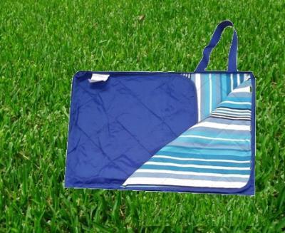 Tapis Pic-Nic Bleu - 7013